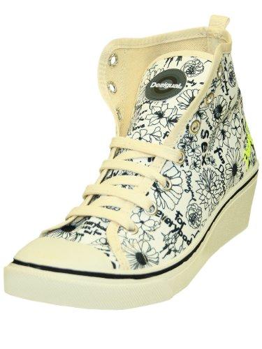 DESIGUAL Damen Designer Sneaker Schuhe - ESTRELLA 5 -