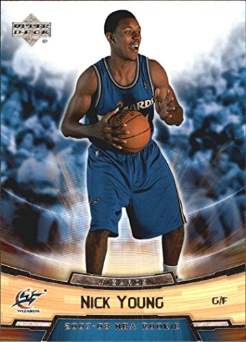 2007-08 Upper Deck NBA Rookie Box Set #29 Nick Young