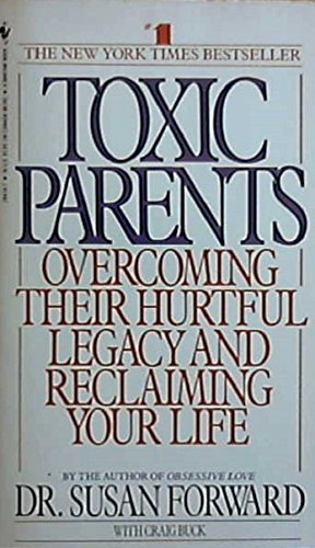 a book report toxic parents by dr susan forward Replete with short case studies to make its points, therapist dr susan forward's  book explains well the behavior of toxic parents it almost seems that not being.