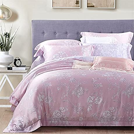 Pure Cotton Bedding 4 Piece Set Modern Comfort And Durability Duvet Cover Bedding Set King