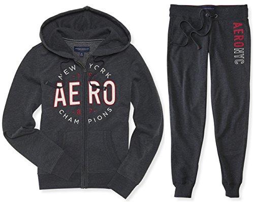 Aeropostale Womens Hoodie Sweat Pants