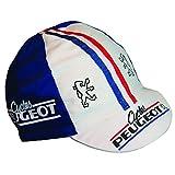 Bella Capo Retro Cap, Red/White/Blue, Peugeot