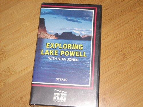 Exploring Lake Powell [VHS] (Lake Powell Print)