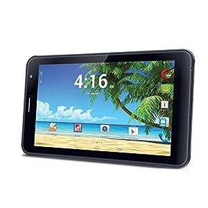 iBall Slide DD Tablet (7.0 inch, 8GB, Wi-Fi + 3G + Voice Calling), Star Grey