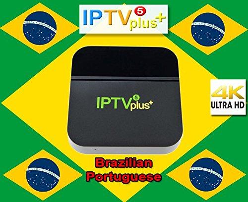 IPTV5+ plus 4K possui quase 200 Canais de TV, muitos deles em HD e além disso conta com Karaokê, Bluetooth, Android 5.1, e muitos canais de entretenimento, infantis, esportes, filmes e séries.