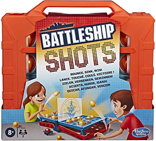 Hasbro Gaming E8229 Battleship Shots product image