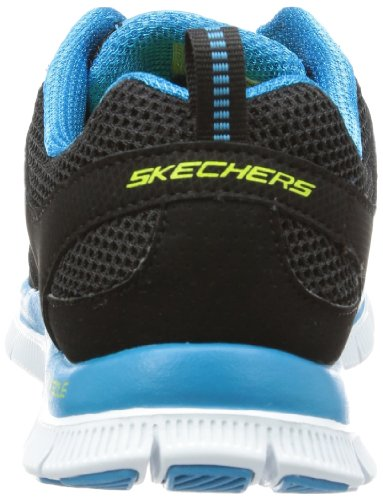 enjoy shopping new Skechers Sport Women's Appeal Fashion Sneaker Black/Blue get to buy cheap price new styles cheap price top quality cheap price WlBgsnmyx