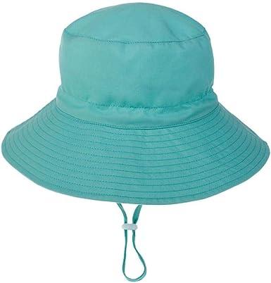 Baby Boys Girls Summer Sun Protection Hat Sunscreen Cap Hat Fisherman/'s Hats
