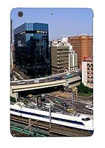 Hot New Bullet Train, Ginza District Case Cover For Ipad Mini/mini 2 With Perfect Design