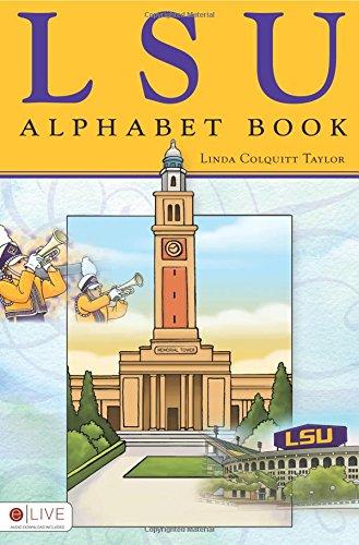 Download LSU Alphabet Book ebook