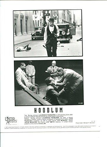 Laurence Fishburne John Toles-Bey Chi McBride Kevin Morrow Larrikin Pre