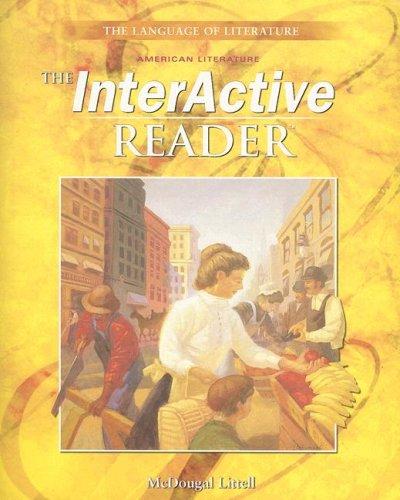 Download McDougal Littell Language of Literature: The InterActive Reader Grade 11 ebook