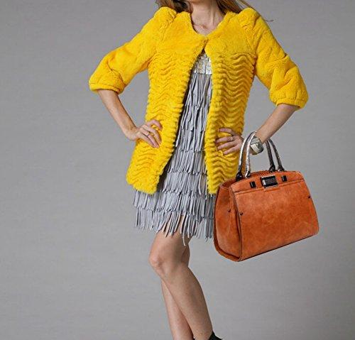 Elegant pour Fashions Marron Cabas femme wZRRpxWBnq