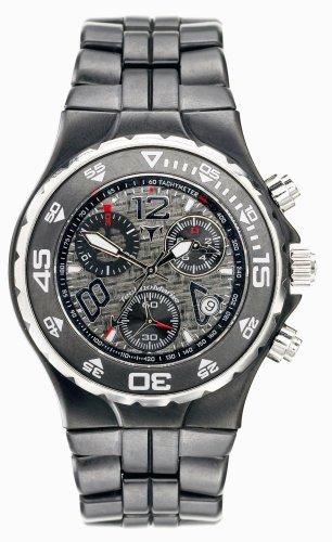 (TechnoMarine Unisex TMYCB02CM MoonSun Ceramic Chrono Watch )