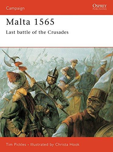 Malta 1565: Last Battle of the Crusades (Campaign) por Tim Pickles