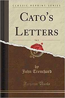 catos letters vol 2 classic reprint