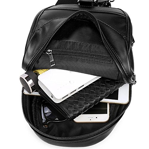Bolso impermeable portable del pecho de la honda del hombro del bolso ocasional de los deportes al aire libre de los hombres , color 1 , 30*16*7cm color 1