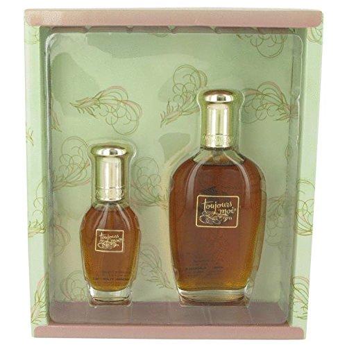 Price comparison product image Tou Jour Moi by Dana - Gift Set -- 4 oz Eau De Cologne Spray + 1 oz Eau De Cologne Spray