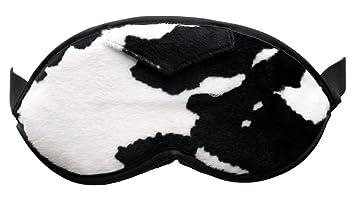 Dream Essentials Opulence Animal Print Sleep Mask (Cow)