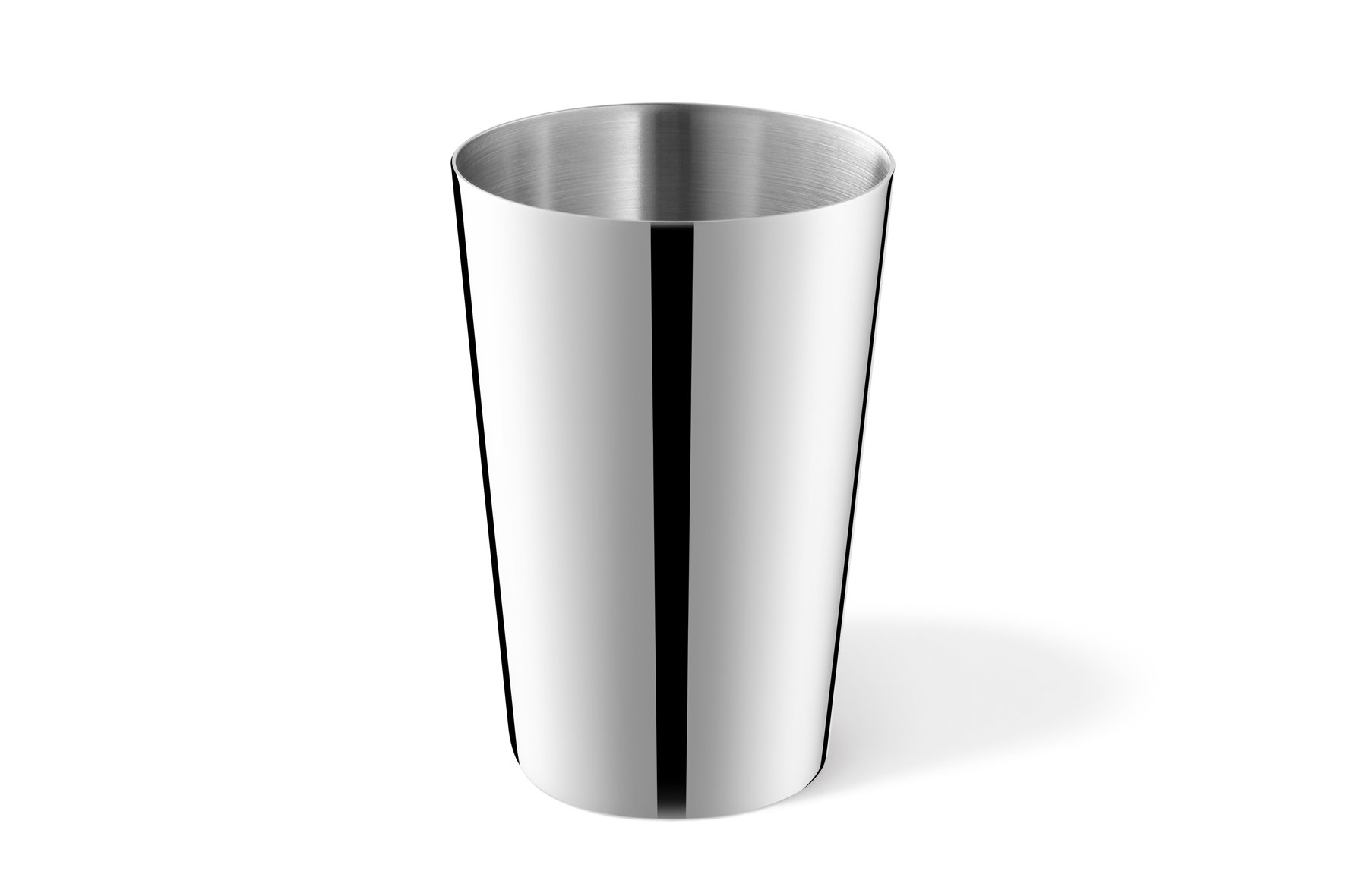 Zack 40341 Original LYOS Tumbler high Gloss 10.14 Oz. h. 4.3 in, ø 3.0 4.3'' x 3.0''