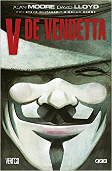 V De Vendetta por Alan Moore epub