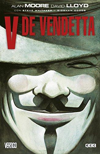 V de Vendetta (Novena edición) por Alan Moore,David Lloyd,Azagra Rueda, Bárbara