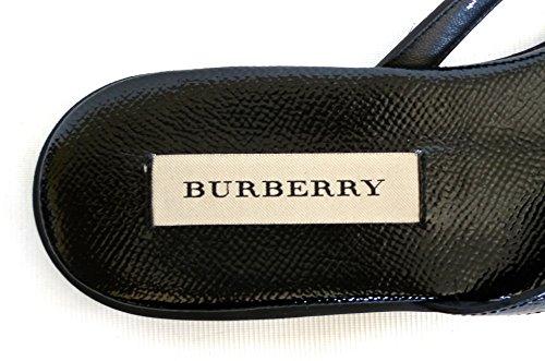 Burberry , Damen Zehentrenner schwarz schwarz