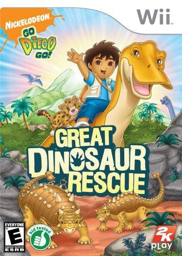 Great Dinosaur Rescue Wii - 2