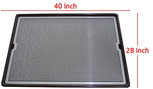 Pet Time Grand Dog Toilet Pet Dog Cat mesh Potty Large Big Huge Protect Floor Litter Training pad Holder 40