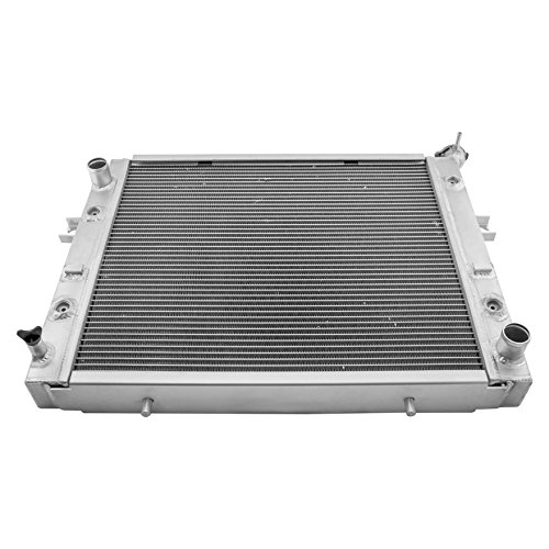 Aluminum Radiator For Toyota Forklift 7FG 7FGCU35 7FGCU40 45 50 55