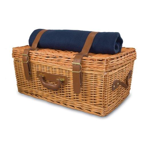 Windsor Picnic Basket For 4 : Picnic time windsor english style willow basket