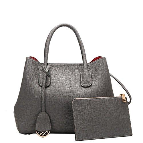 Eysee , Damen Tote-Tasche Grau