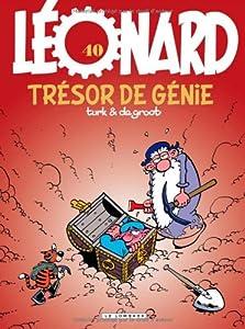 """Afficher """"Léonard n° 40 Trésor de génie"""""""