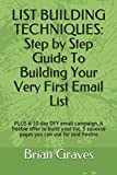 LIST BUILDING TECHNIQUES: Step by Step Guide To