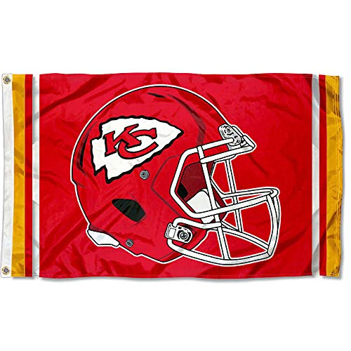 WinCraft Kansas City Chiefs New Helmet Grommet Pole for sale  Delivered anywhere in Canada