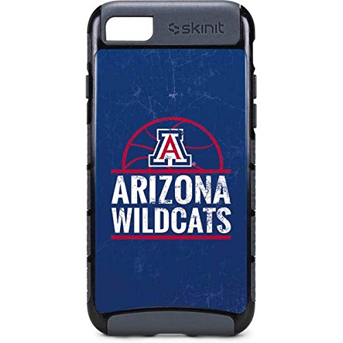 Skinit University of Arizona iPhone 8 Cargo Case - Arizona Wildcats Design - Durable Double Layer Phone Cover