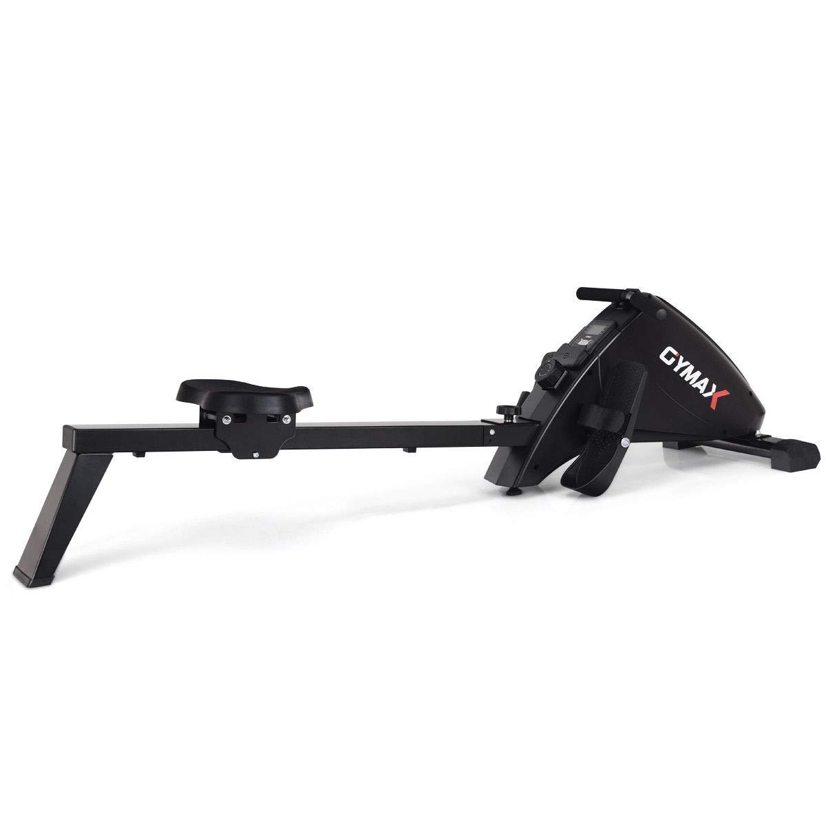 USA_BEST_SELLER Foldable Magnetic Rowing 10-Level Tension Resistance System Machine Fitness Cardio Workout