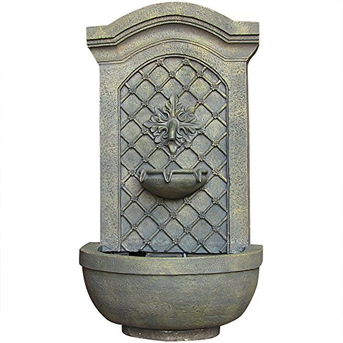sunnydaze-rosette-solar-wall-fountain-french-limestone-solar-on-demand-feature