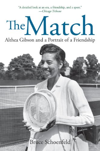 The Match: Althea Gibson and a Portrait of a Friendship by Harper Paperbacks