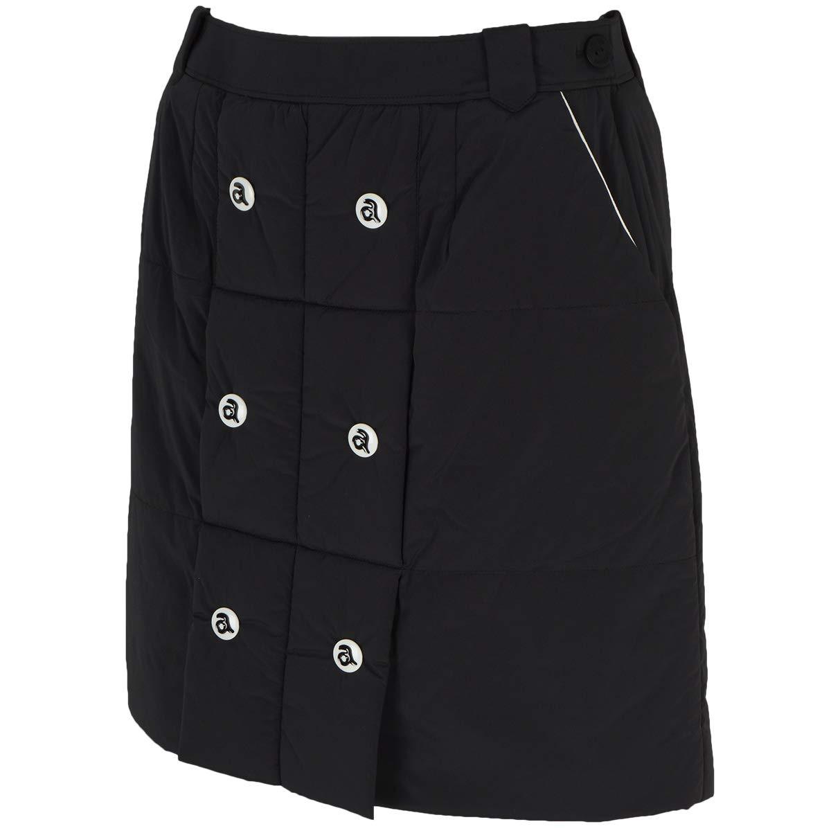 アルチビオ archivio スカート スカート レディス 38 ブラック 001 B07L3F6TKJ