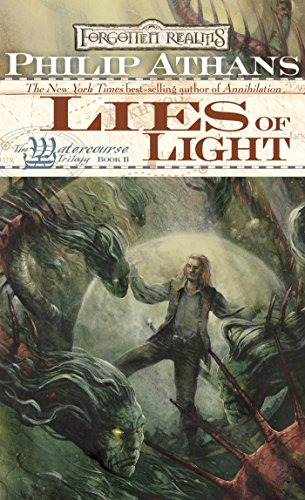 book cover of Lies of Light