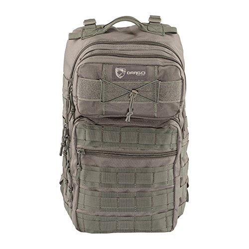 (Drago Gear Ranger Laptop Backpack Gy)
