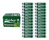 ChapAway Mint Lip Balm Extra Moisturizing Vitamin E & Almond Oil 16x24Pk
