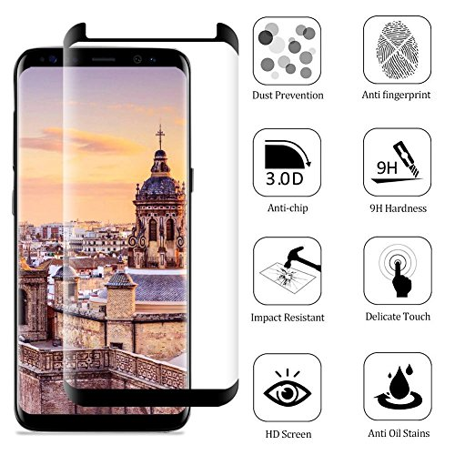 Screen Protectors Galaxy S9 Tempered Gorilla Cases Glass Clear FITS WITH  ALL CASES Compatible | PrestoMall - Screen Protector