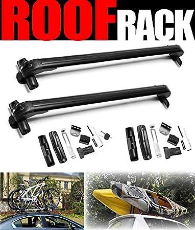 RENAULT ALL MODELS Heavy Duty Anti-Theft Steel Roof Rack Cross Rail Bars