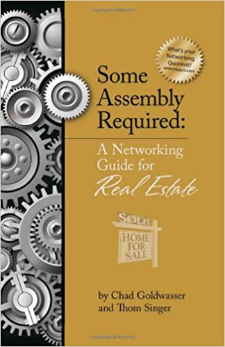 some assembly required a networking guide for real estate pb