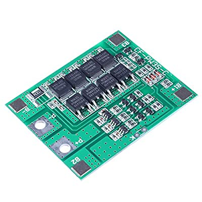 Icstation 12V 30A 3S Lithium Battery Protection PCB BMS Board for 18650 18550 Li-ion Lipo Battery Cell Pack