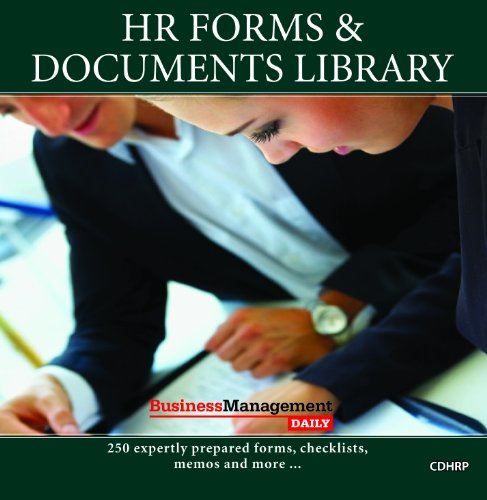 HR Forms and Documents Library