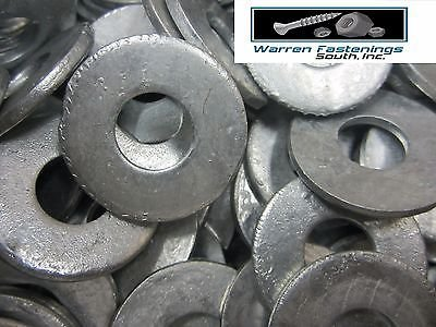 Quantity: 90 pcs - OD: 3 inch 5//8 Square Plate Washer Hot Dip Galvanized Thickness: 0.25 inch HDG