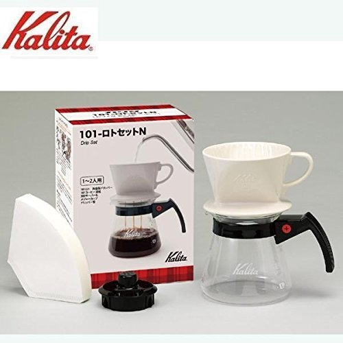 Kalita (Carita) drip set & Gift Set 101- Lot set N 35161 household utensils cooking supplies [parallel import goods] by Aggressor